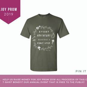 Joy Prom T-Shirt