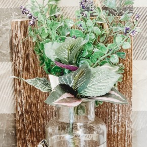 Purple Fern Mix Pick