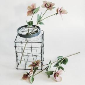 Square Stem Jar