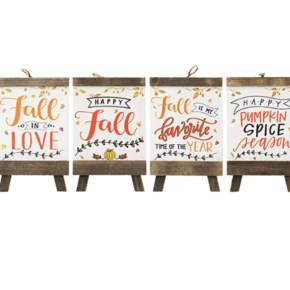 Fall Easel Sign