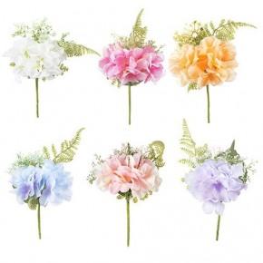 Assorted Hydrangea Pick