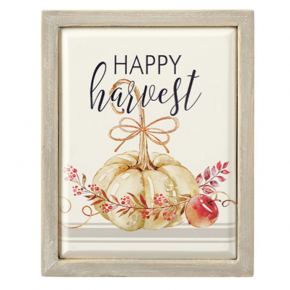 Happy Harvest Tabletop Sign