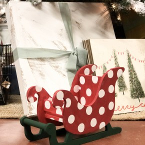 Kids Santa's Sleigh Craft Kits
