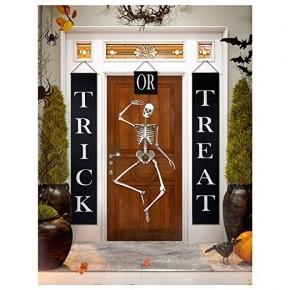 Trick or Treat Door Banner