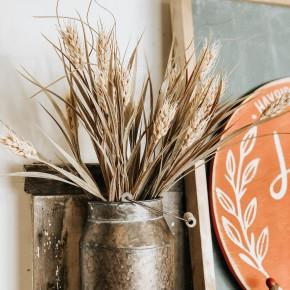 Wheat Bush
