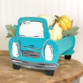 Truck Planter Craft Box