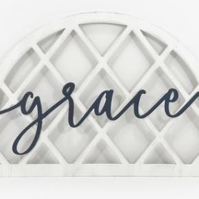 Glorify Grace Wall Decor