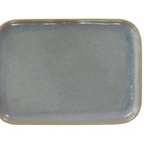 Blue Glaze Stoneware Platter