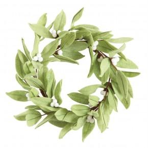 FINAL Felt Green Wreath