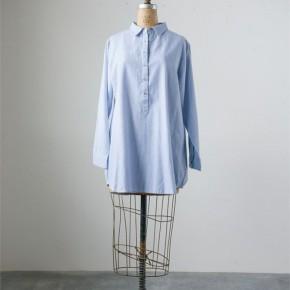 Cotton Stripe Classic Tunic