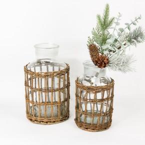 Large Willow Jar