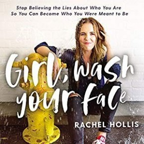 Girl Wash Your Face Hard Copy