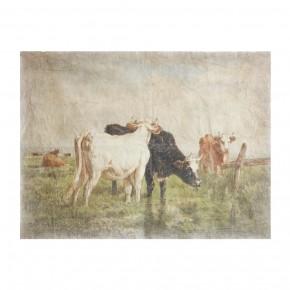 Landscape Paper w/ Cows
