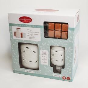 Wax Warmer Gift Set