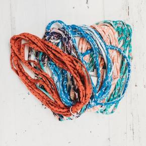 Shred Band Neckwear & Headband