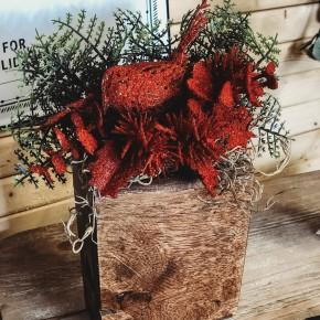 Red Bird Single Hold Sugar Mold Kit