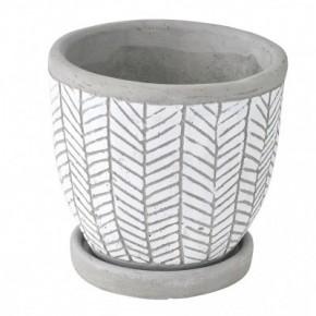Elemental Ceramic Planter