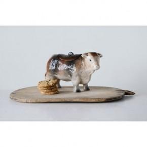 Vintage Reproduction Cow Cookie Jar