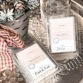 Plum & Pine with Cozy Wax Melt Set