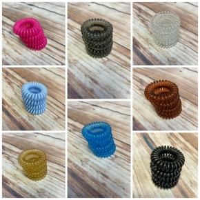 Mini Hair Coils