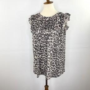 Fierce & Fun Leopard Sleeveless Top