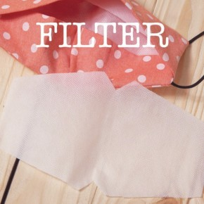 10 Pack Of Face Mask Filters