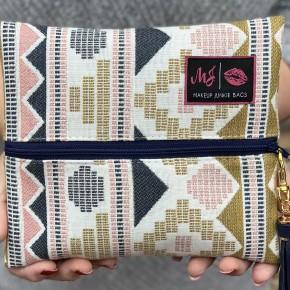The Mini Boho Babe Makeup Junkie Bag