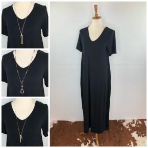 The Elegant AF Maxi Dress Look Bundle Deal