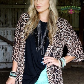 The Kitty Kitty Bang Bang Kimono Cardigan