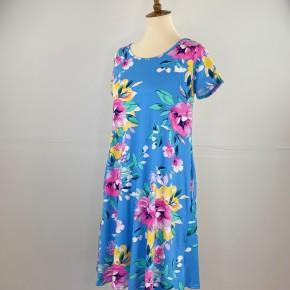 Sweet Spring Time Floral Dress