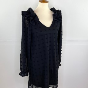 The Little Black Polka Dot Dress