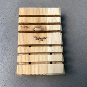 Cedar Wood Soap Dish