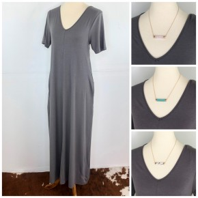 The Effortless AF Maxi Dress Look Bundle Deal