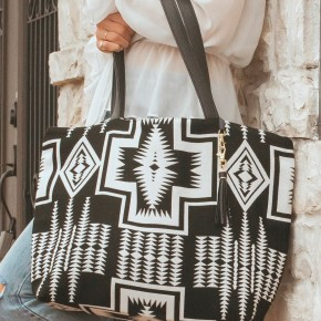 The Dakota Ideal Everyday Tote Bag by Makeup Junkie
