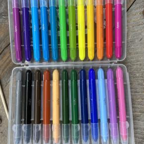Smooth Stix Watercolor Gel Crayons