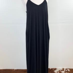 Favorite Spaghetti Strap Maxi Dress in Black