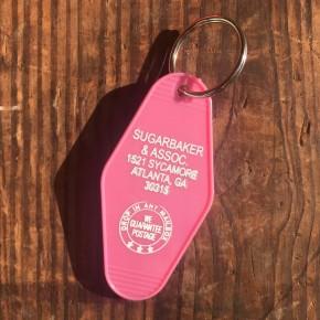 Designing Women // Vintage-Style Keychain