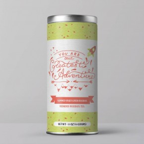You Are Our Greatest Adventure Kids Tea (Strawberry Rooibos) : Little Prayer Tea Co