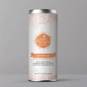 """Autumn Chai"" Caffeine Free Chai Loose Leaf Tea  : Little Prayer Tea Co"