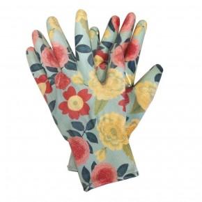 Womanswork Heirloom Garden Nitrile Weeder Gloves