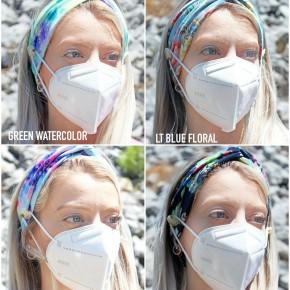 Headband Medical Face Mask Holder
