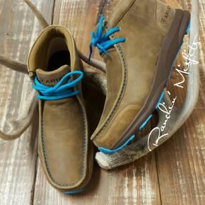 Men's Ariat Blue/Brown Spitfire