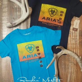 Ariat Boys Logo T-shirt