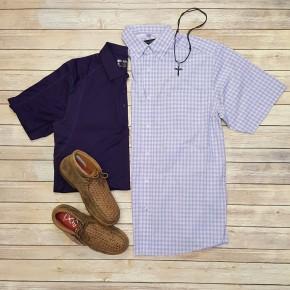 Ariat Men's Mignano Short Sleeve Shirt