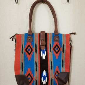 AD Southwest Blanket Purse