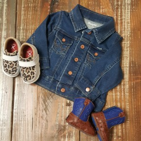 Wrangler Infant/Toddler Jacket