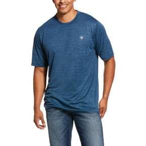 Ariat Men's Charger Blue Pine Tee