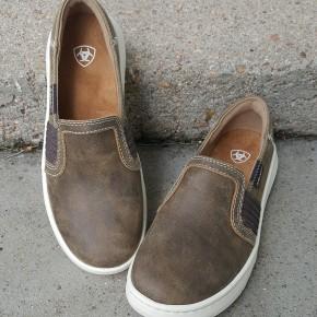 Ariat Women's Brown Bomber Ryder Shoe
