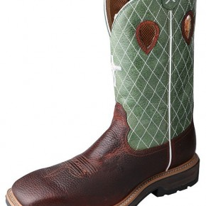 Men's Twisted X Lite Western Work Boot