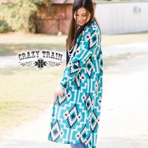 Crazy Train Sally Ride Duster